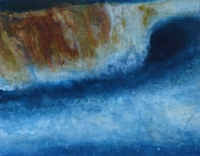 Gwen O'Dowd, Wave Series 4, oil on card, 35.5 x 30.5 cm, 2010, €800