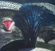 William Crozier, The Lure of Evening, carborundum print, edition of 25, 104.5 x 133 cm, 1994, €3,750