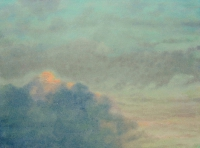 Tim Goulding, Evening Sky 8, 76 x 102 cm, acrylic on canvas, € 4,900