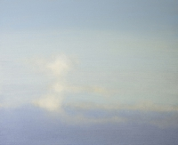 Tim Goulding, Cloud 1, 80 x 100 cm, acrylic on paper, € 4,900