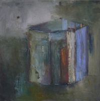 Carol Hodder <i>Box vii</i>, oil on canvas, 60 x 60 cm, 2011, € 1,750