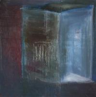 Carol Hodder <i>Box v</i>, oil on canvas, 60 x 60 cm, 2011, € 1,750