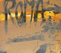 Hughie O'Donoghue, Roma (part of Rapido series)