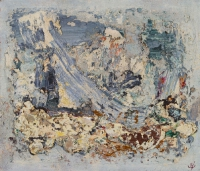 John Kingerlee, Crashing, oil on panel, 32 x 37 cm, 2008, € 7,500