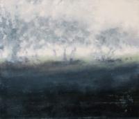 Bernadette Kiely, Fog, oil on canvas, 2007