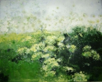 Growth i, oil on canvas, 2007, SOLD
