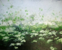Growth ii, oil on canvas, 2007, SOLD