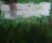 Midred Ann's Field, oil on canvas, 2007
