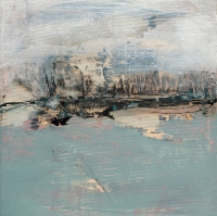 Siobhan McDonald, Pearl Sky, 41 x 41 cm, oil on canvas, 2011, unframed, € 1,700