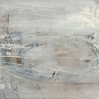 Siobhan McDonald, Dormant 1, 41 x 41 cm, oil on canvas, 2011, framed, € 1,900