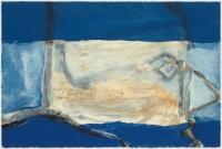 Hughie O'Donoghue, Basta III, 2011, monotype, 37 x 55 cm, € 2,900