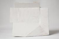 Helen O'Leary, Armour - indignant refusal, wood construction, 21 x 32 x 5 cm, 2013, € 1,500