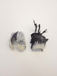 Kate MacDonagh, Musicians (set of two), mixed media, 28 x 20 cm, 2013, €450