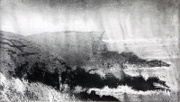 Norman Ackroyd, Brow Head from Mizen, etching, edition of 90, 18 x 31 cm, 2002, € 450 unframed