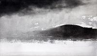 Norman Ackroyd, Dunmanus Bay, etching, edition of 90, 18 x 31 cm, 2002, € 450 unframed