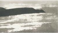 Norman Ackroyd, Sheeps Head, etching, edition of 90, 18 x 31 cm, 2002, € 450 unframed