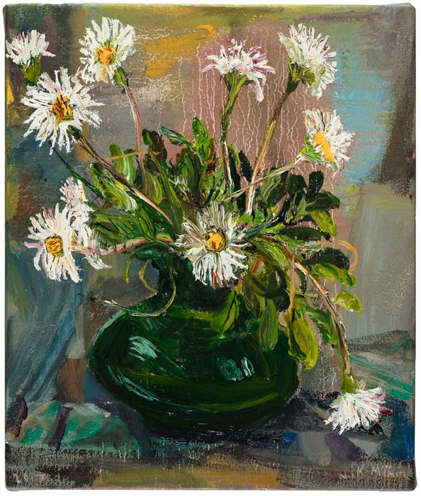 Miller, Common Daisies