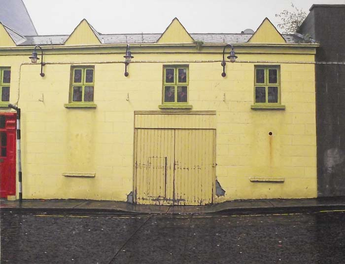 Doherty, The Yellow House