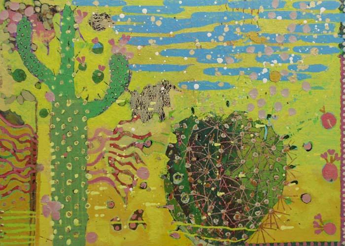 Saguaro and Beehive