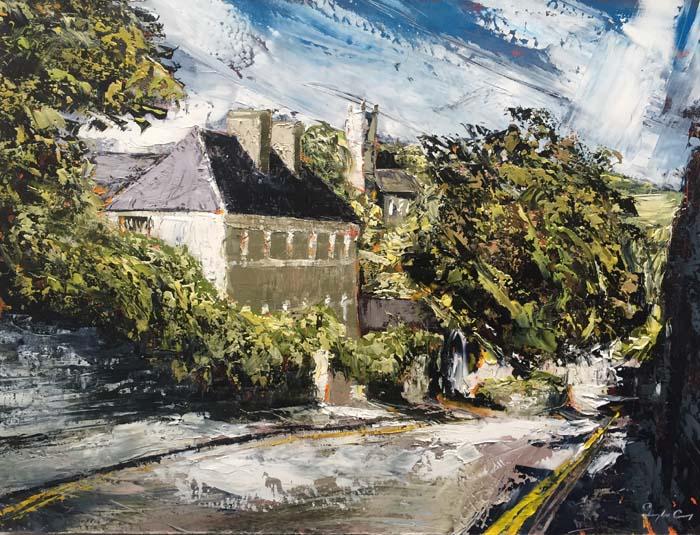 Donagh Carey, Sycamore, Castletownshend