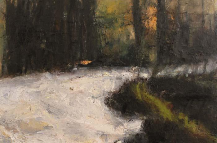Hodder, The River