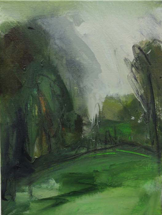 Mary Canty, Clearing in the Wood