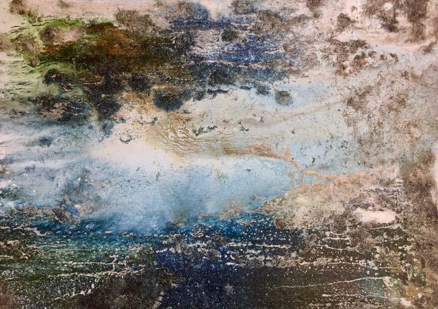 Michael McSwiney, Feathered Skies