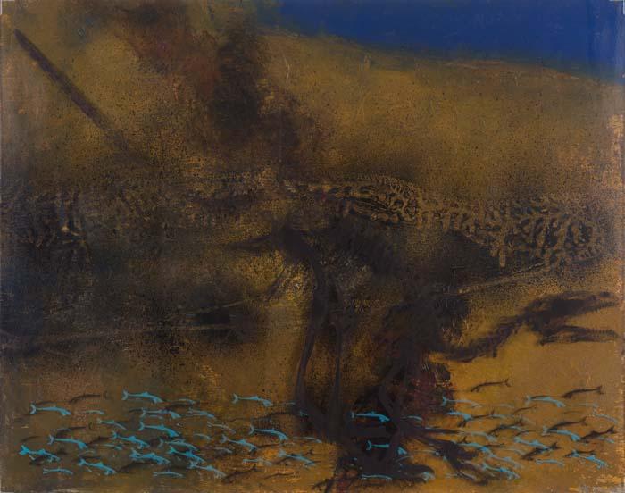 Frieda Meaney, Jurassic Imprint