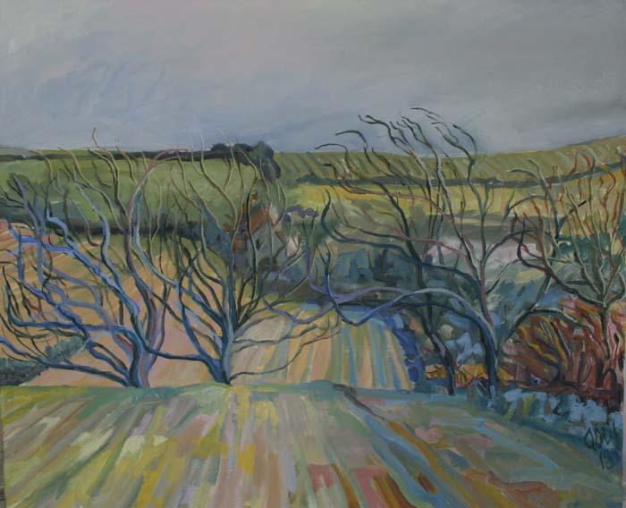 Anastasia O'Donoghue Healy, Stubble Fields