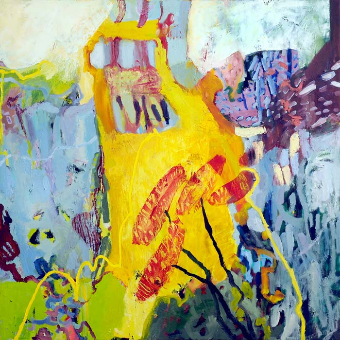 Catherine Weld, Corner of a Landscape