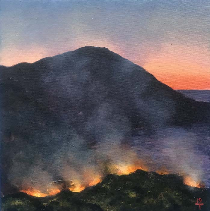 Goulding, Sunset Fires 5