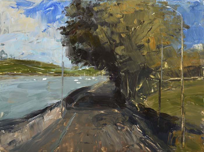 Teskey, <i>Road to the Pier, Union Hall</i>