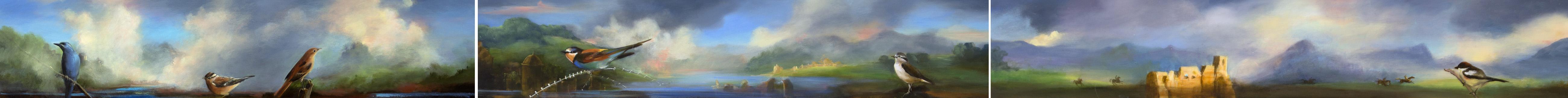 Boyajian, Romantic Landscape
